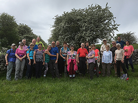 Buxton Walking Weekend 2019