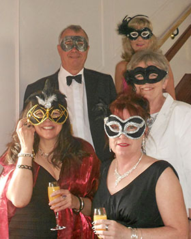 Masked Summer Ball